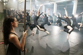 CROSSING THE LINES with TANZMOTO DANCE COMPANY Foto: David Young