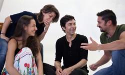 Dozenten Team der TANZMOTO DANCE COMPANY
